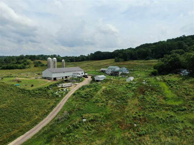 15744 Tower Rd, Marion, WI 53805 (#1887530) :: HomeTeam4u