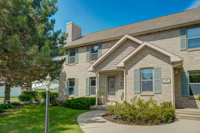 101 Fairview Way, Waunakee, WI 53597 (#1887556) :: Nicole Charles & Associates, Inc.