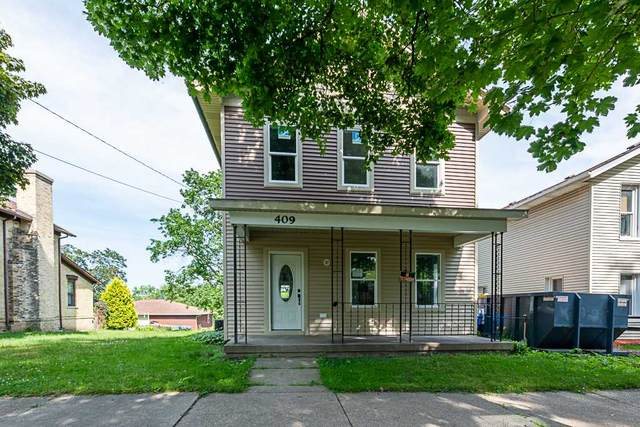 409 S Washington St, Watertown, WI 53094 (#1887571) :: HomeTeam4u