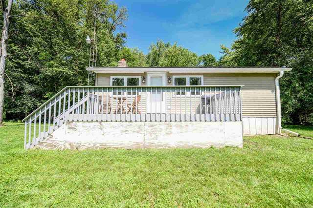 19182 County Road T, Watterstown, WI 53518 (#1887661) :: Nicole Charles & Associates, Inc.