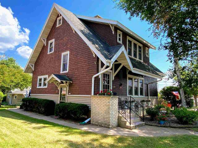 628 S Michigan St, Prairie Du Chien, WI 53821 (#1887678) :: Nicole Charles & Associates, Inc.