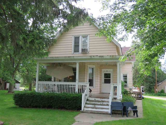 207 Mill St, Fox Lake, WI 53933 (#1887834) :: Nicole Charles & Associates, Inc.
