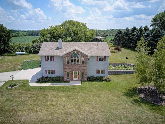 N2230 County Road E, Emmet, WI 53098 (#1887869) :: Nicole Charles & Associates, Inc.