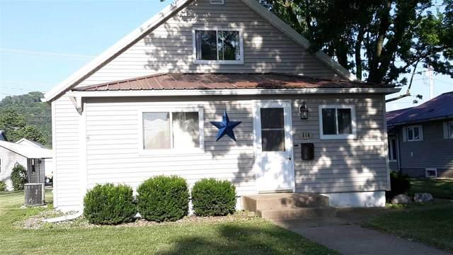518 N Michigan St, Prairie Du Chien, WI 53821 (#1888115) :: Nicole Charles & Associates, Inc.