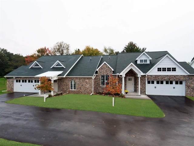 469 Golf Hill Ct, Green Lake, WI 54941 (#1888224) :: Nicole Charles & Associates, Inc.