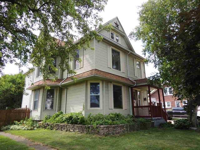 406 Church St, Clinton, WI 53525 (#1888268) :: HomeTeam4u