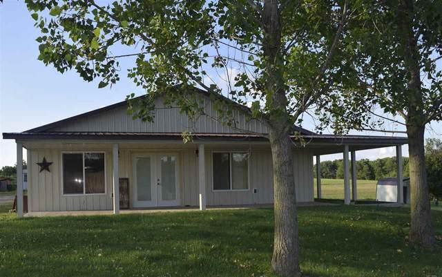 42492 Adams Rd, Clayton, WI 54655 (#1888337) :: HomeTeam4u
