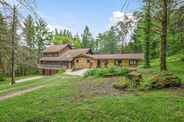 3541 Norwegian Hollow Rd, Dodgeville, WI 53533 (#1888374) :: HomeTeam4u