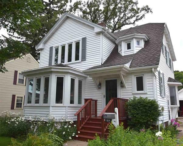664 S Grove St., Ripon, WI 54971 (#1888466) :: HomeTeam4u
