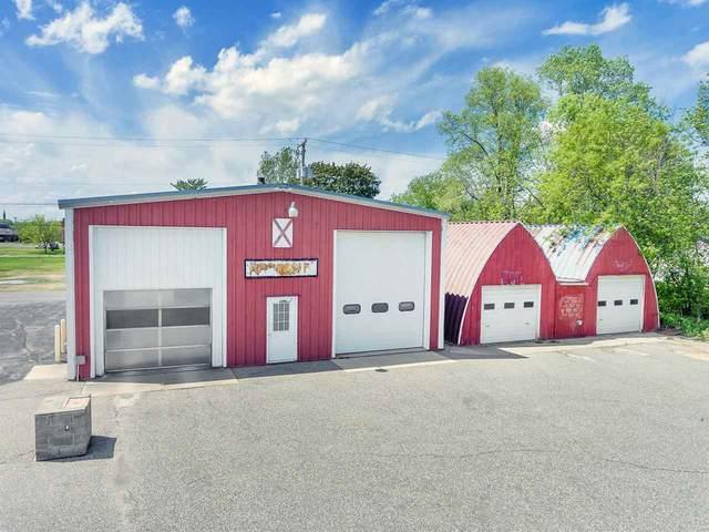 106 Brook St, Portage, WI 53901 (#1888646) :: Nicole Charles & Associates, Inc.