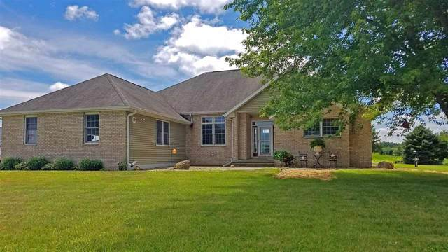 N4243 Country Club Dr, Decatur, WI 53520 (#1888742) :: Nicole Charles & Associates, Inc.