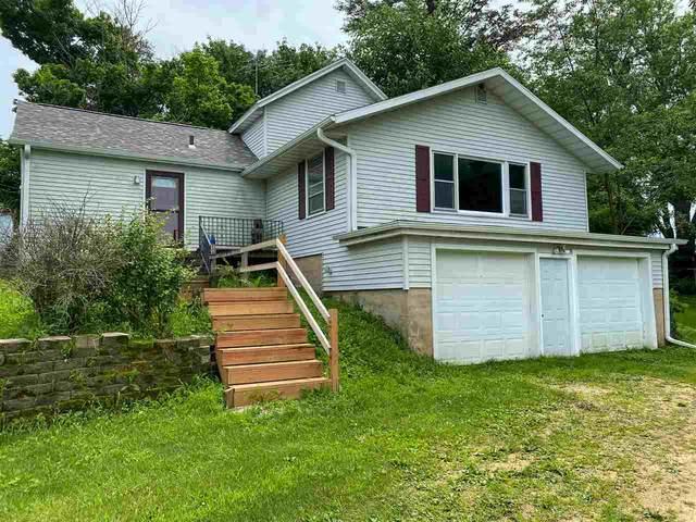 N1287 N County Road K, Jefferson, WI 53550 (#1888844) :: HomeTeam4u