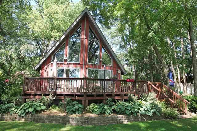W845 Lake View Cir, Decatur, WI 53520 (#1889087) :: HomeTeam4u