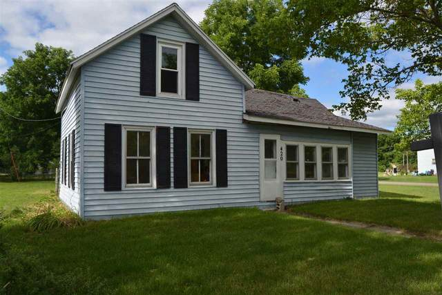 420 E Union St, Lone Rock, WI 53556 (#1889103) :: Nicole Charles & Associates, Inc.
