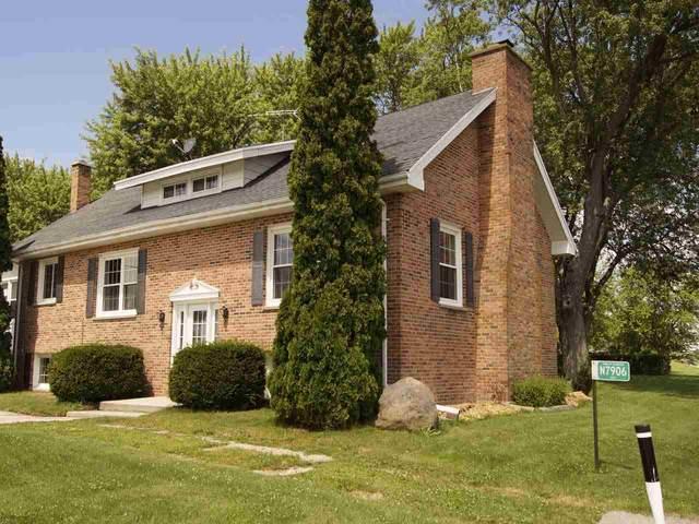 N7906 County Road I, Eldorado, WI 54937 (#1889436) :: Nicole Charles & Associates, Inc.