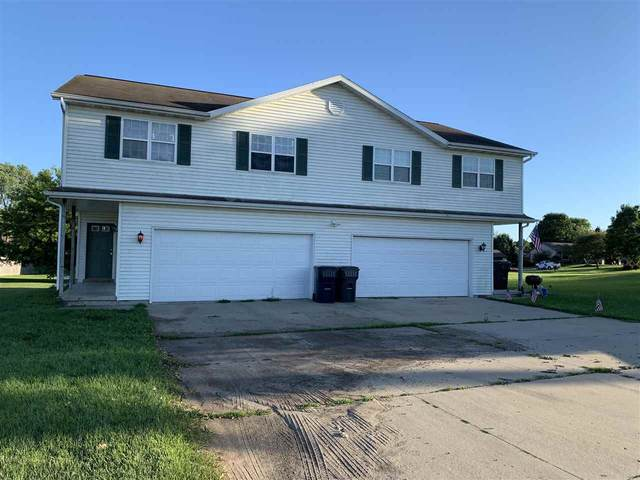 214-216 W North St, Poynette, WI 53955 (#1889451) :: HomeTeam4u