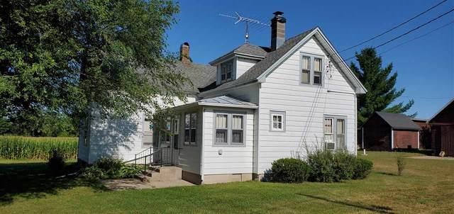 W2533 Eagle Rd, Shields, WI 54960 (#1890041) :: HomeTeam4u