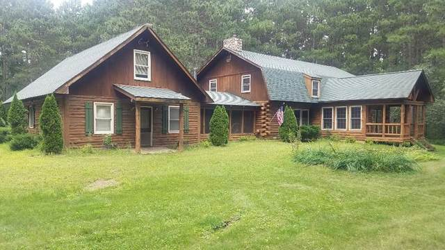 N6054 County Road Hh, Marion, WI 53948 (#1890095) :: Nicole Charles & Associates, Inc.