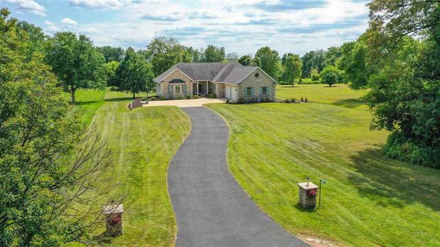 W8365 Bedrock Rd, Pacific, WI 53901 (#1890439) :: Nicole Charles & Associates, Inc.