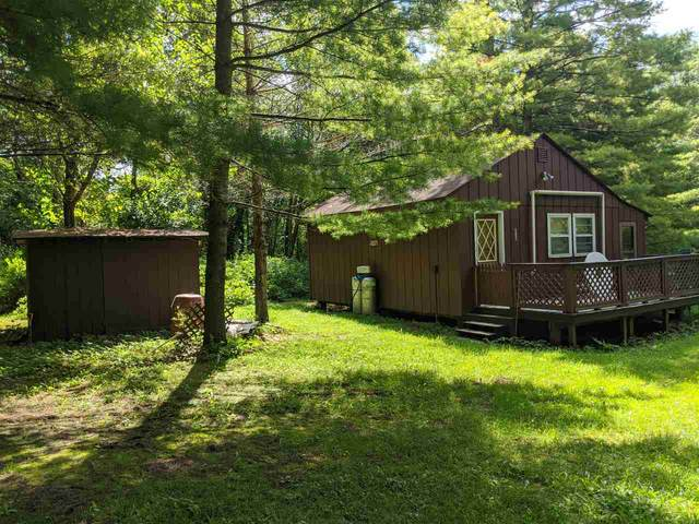 60357 Rush Creek Rd, Freeman, WI 54628 (#1890449) :: HomeTeam4u