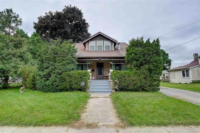 109 N Pearl Street, Janesville, WI 53548 (#1890504) :: Nicole Charles & Associates, Inc.