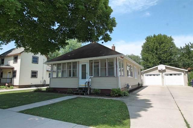 1402 Barham Ave, Janesville, WI 53548 (#1890928) :: Nicole Charles & Associates, Inc.
