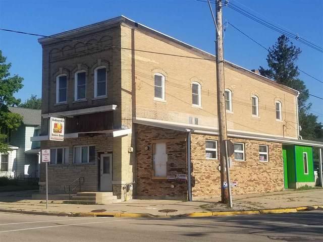 1002 W Main St, Princeton, WI 54968 (#1890954) :: Nicole Charles & Associates, Inc.