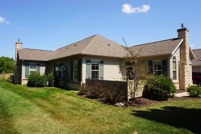 53 Pond View Way, Fitchburg, WI 53711 (#1891069) :: Nicole Charles & Associates, Inc.
