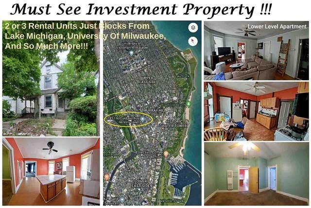 2457 N Oakland Ave, Milwaukee, WI 53211 (#1891120) :: Nicole Charles & Associates, Inc.