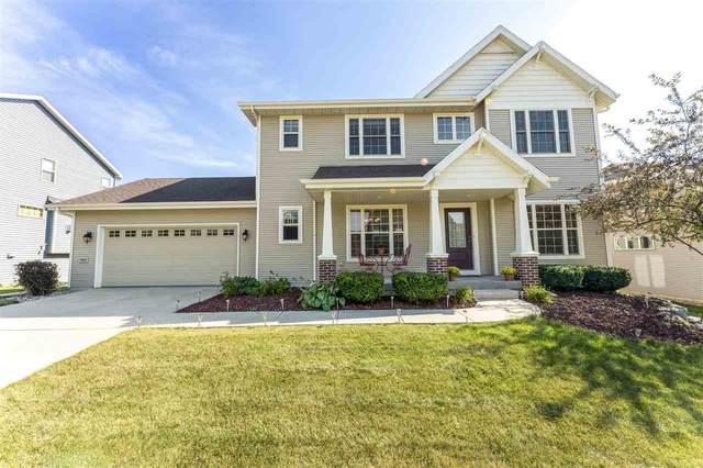 9025 Pine Hollow Pl, Madison, WI 53593 (#1891143) :: HomeTeam4u
