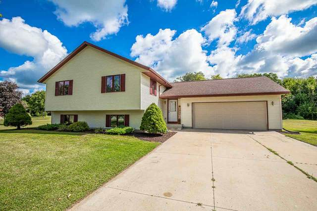 N4290 Country Club Dr, Decatur, WI 53520 (#1891308) :: Nicole Charles & Associates, Inc.