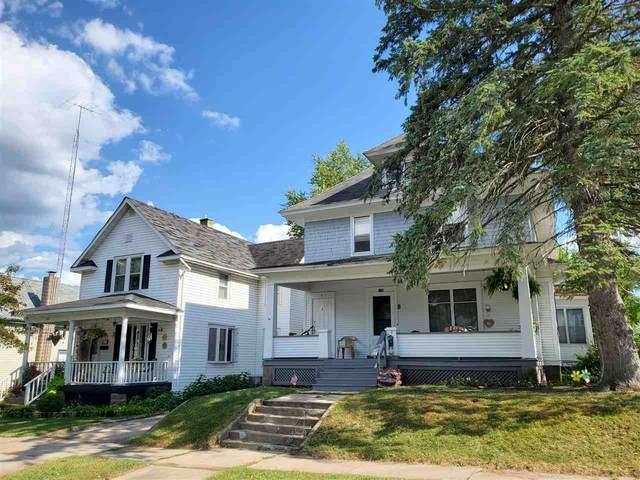 12 Properties Oneida St, Portage, WI 53901 (#1891383) :: Nicole Charles & Associates, Inc.