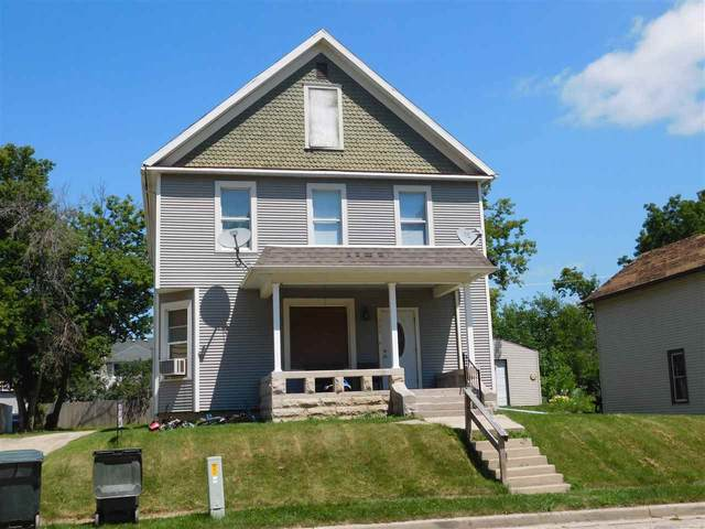 205 W Green St, Fox Lake, WI 53933 (#1891568) :: Nicole Charles & Associates, Inc.