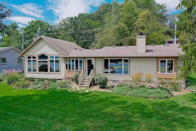 N6488 Shorewood Hills Rd, Lake Mills, WI 53551 (#1891592) :: RE/MAX Shine