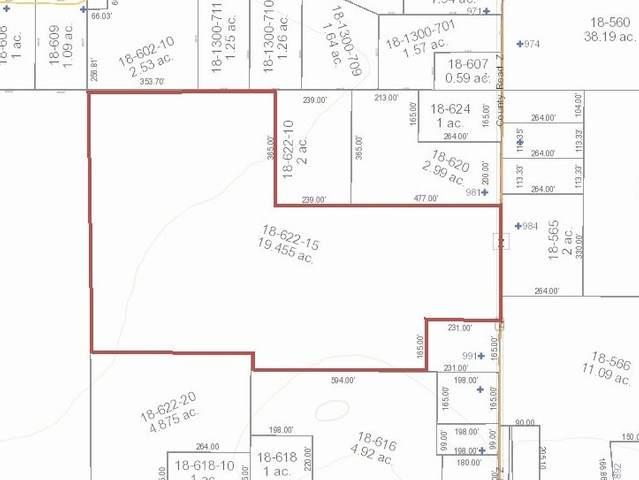 19.455 Ac County Road Z, Monroe, WI 54613 (#1892253) :: Nicole Charles & Associates, Inc.