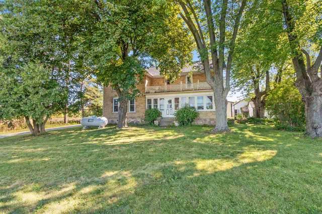 N5162 N County Road Ws, Herman, WI 53035 (#1892451) :: HomeTeam4u