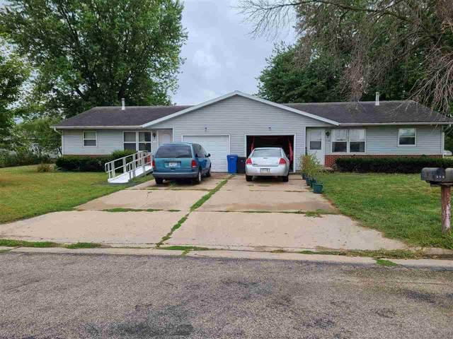 110/112 Federal Ave, Belleville, WI 53508 (#1892568) :: HomeTeam4u