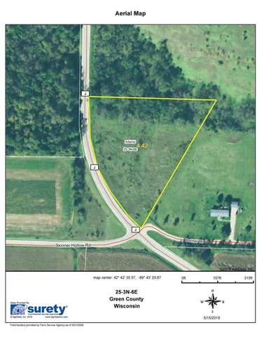 4.41 Ac County Road J, Adams, WI 53570 (#1893072) :: Nicole Charles & Associates, Inc.