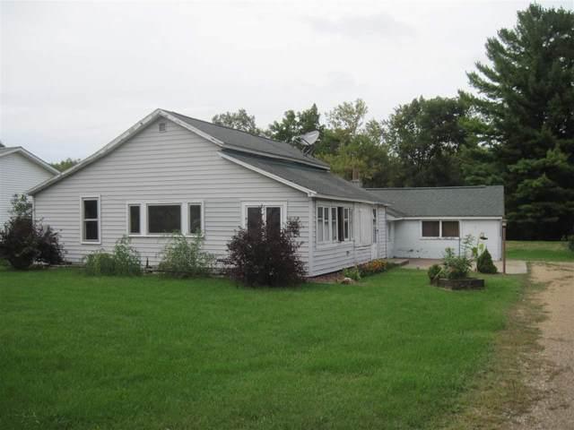 1152 County Road A, Easton, WI 53910 (#1893195) :: Nicole Charles & Associates, Inc.