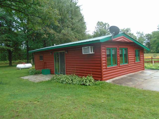 N5380 County Road Hh, Marion, WI 53948 (#1893308) :: HomeTeam4u