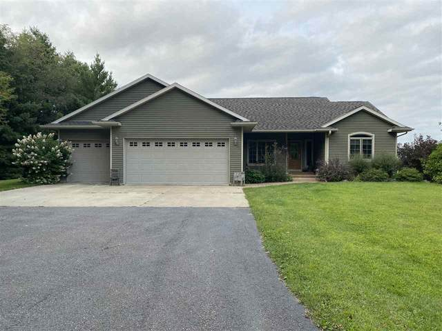 16821 County Road N, Oakdale, WI 54660 (#1893599) :: HomeTeam4u