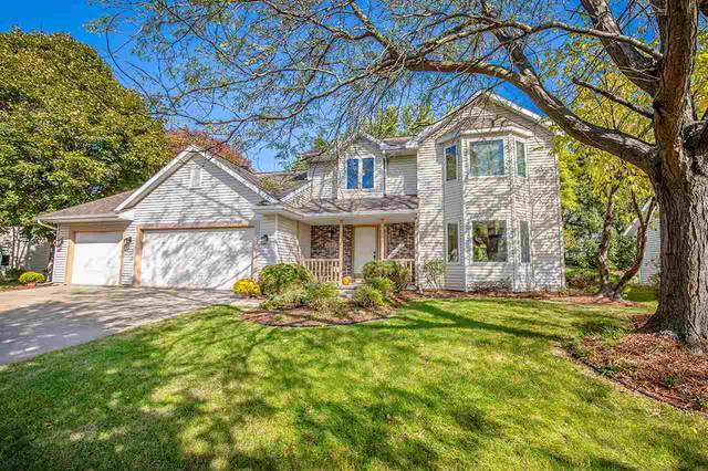 6307 Mourning Dove Dr, Mcfarland, WI 53558 (#1893660) :: Nicole Charles & Associates, Inc.