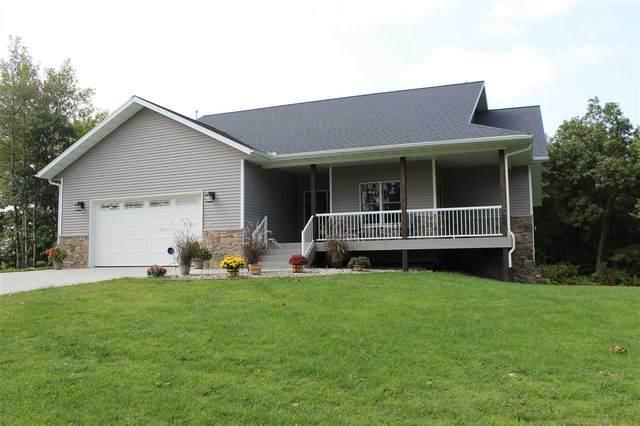 E6878 County Road D, Westfield, WI 53961 (#1893772) :: HomeTeam4u