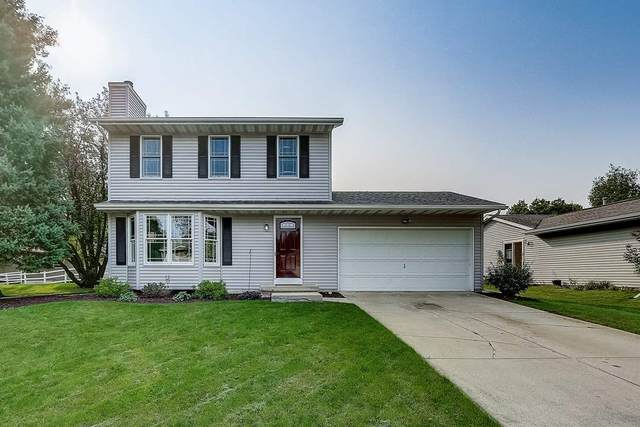 3309 Old Gate Rd, Madison, WI 53704 (#1893861) :: HomeTeam4u