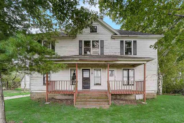 N1224 County Road N, Hampden, WI 53925 (#1893908) :: HomeTeam4u