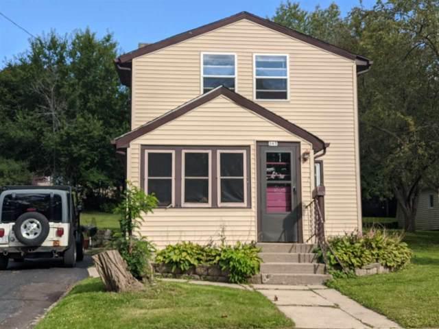 345 N Jefferson St, Whitewater, WI 53190 (#1893920) :: HomeTeam4u