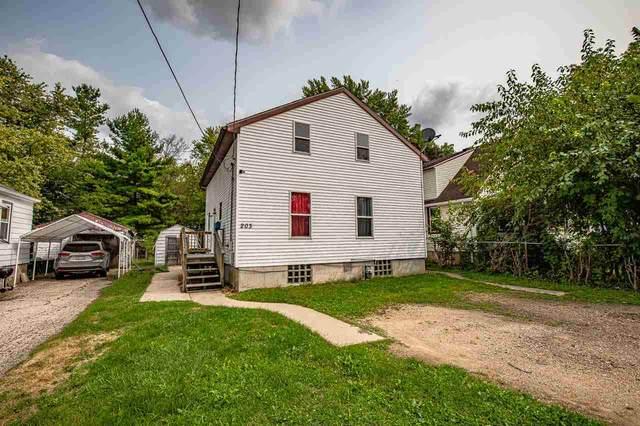 203 Rethke Ave, Blooming Grove, WI 53714 (#1893949) :: Nicole Charles & Associates, Inc.