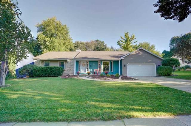 34 Millstone Rd, Madison, WI 53717 (#1893952) :: HomeTeam4u