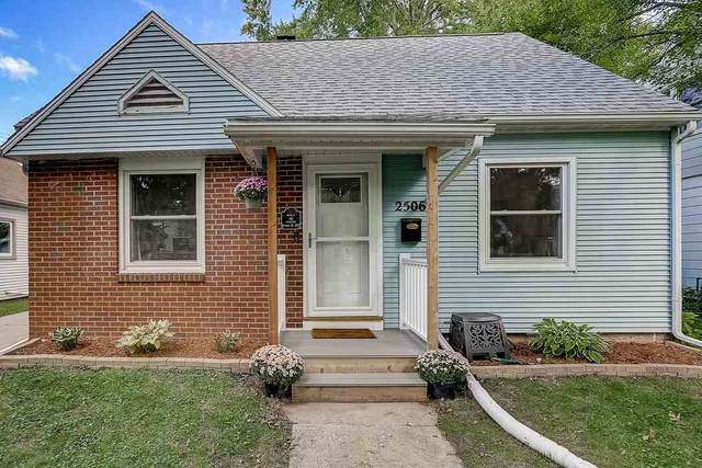 2506 Myrtle St, Madison, WI 53704 (#1893954) :: HomeTeam4u