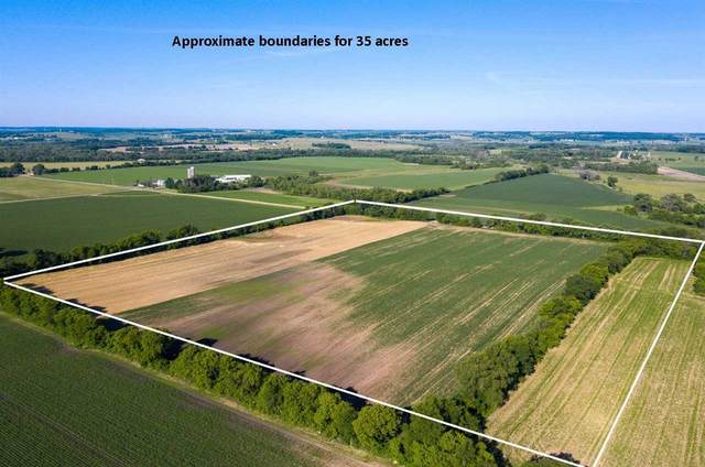 35 Acres Sandy Hook Rd, Brooklyn, WI 53521 (#1893956) :: HomeTeam4u